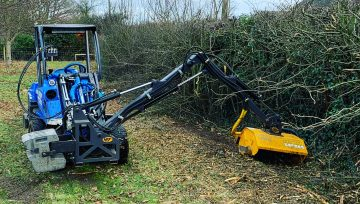 Ditch clearing is something else Dedham Vale Tree Surgery offers.